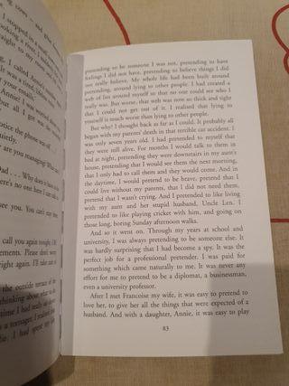 Libro de lectura de inglés.