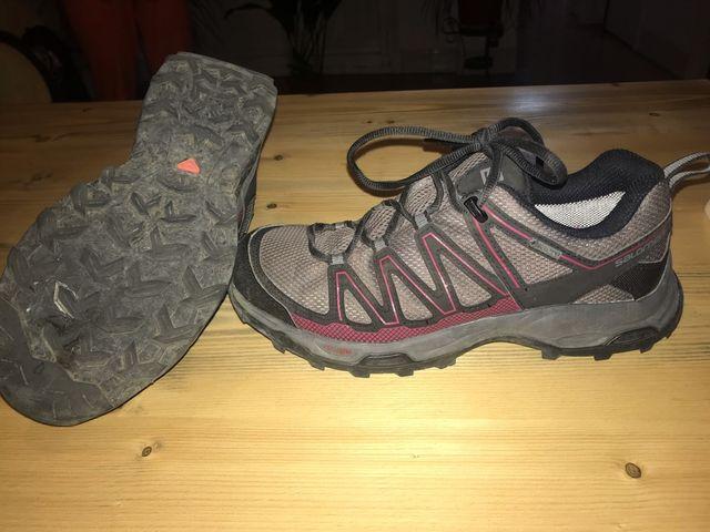 Zapatos SALOMON goretex
