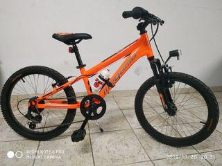 Bicicleta para niños en perfecto estado
