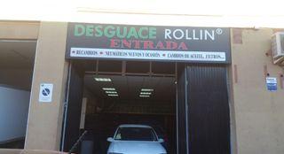 Desguace Rollin