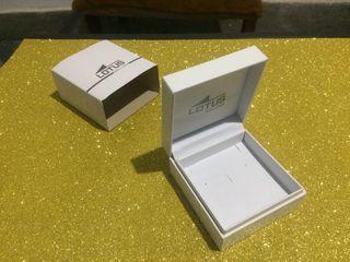 Caja Lotus para joyas