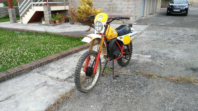Montesa enduro 125 H6