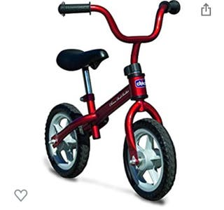 Bicicleta sin pedales/ Chicco