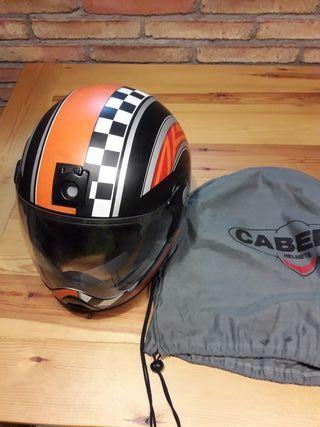 Casco de moto CABERG