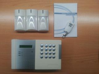kit alarma inalámbrica QAR-188