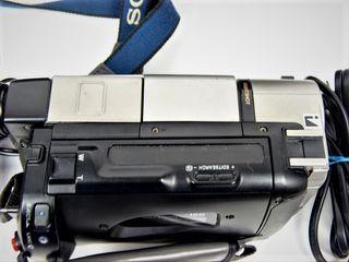 Vídeo cámara Sony TRV840E HI8