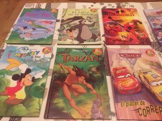 libros Disney.