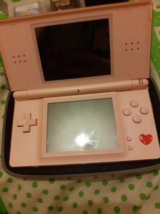 Nintendo ds lite+juegos