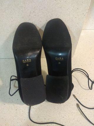 Zapatos ZARA a estrenar