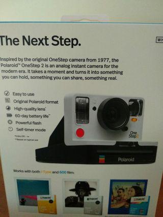 Camara Polaroid One Step 2
