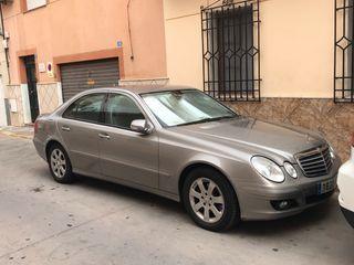 Mercedes-Benz Clase E 220 2008