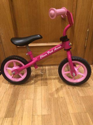 Bici sin pedales 2 unidades iguales