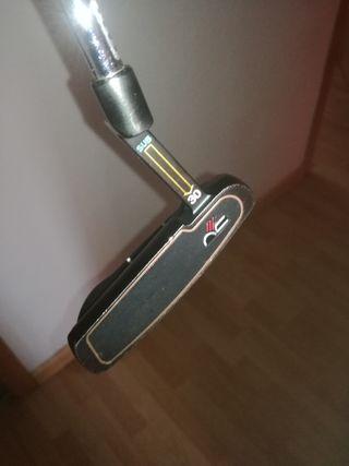 vendo 12 palos de golf más bolsa Taylormade