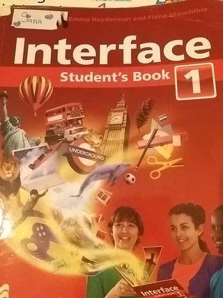 libro ingles Interface 1