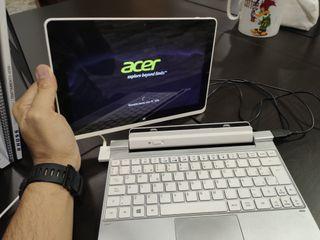 Portatil Tablet Acer Windows 10 Mod.W510