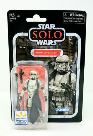 Star Wars Mimban Stormtrooper Vintage Collection