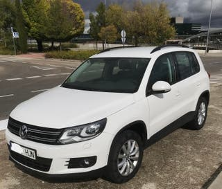 Volkswagen Tiguan 2012 en muy buen estado