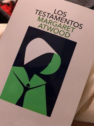 Los testamentos de Margaret Atwood
