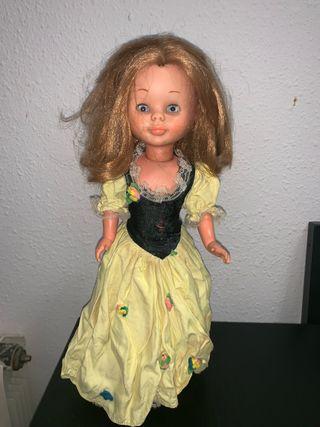 Antigua Muñeca Nancy Blancanieves años 70