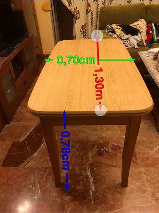 Mesa para cocina o salon