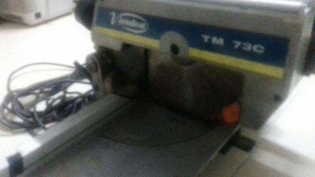 Ingletadora virutex tm73c trifasica