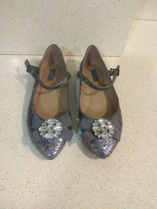 Zapatos Joya de Zara a estrenar.