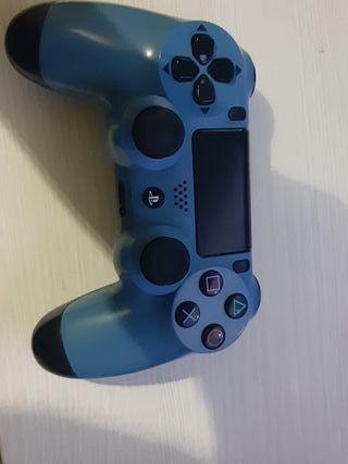 Mando ps4 azul edicion uncharted 4