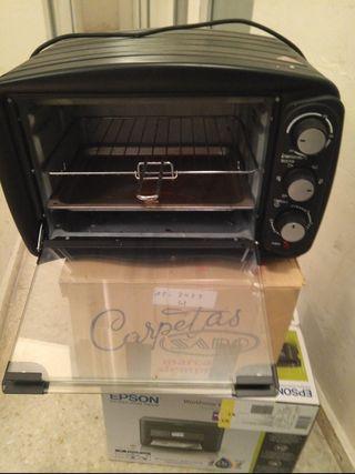 Horno - hornillo de cocina Comelec Ho-2606c 26l