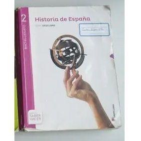 Libro Historia de España 2º Bachillerato