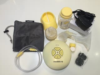 Extractor leche eléctrico MEDELA SWING