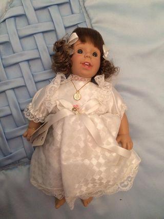 Muñeca de porcelana Pura Pastor