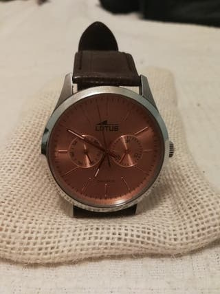 Reloj Lotus unisex