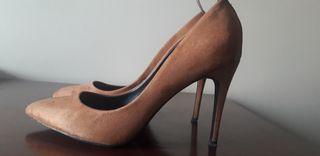 zapatos corte salon