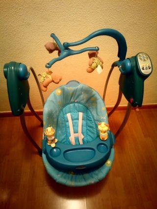 Columpio bebé electrónico graco