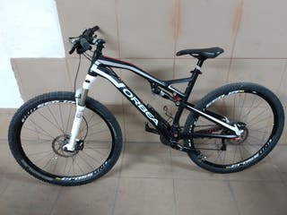 "BTT ORBEA OCCAM 29"" DOBLE SUSPENSIÓN"