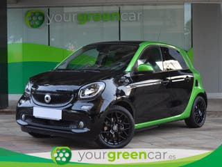 Smart Forfour EQ 2017 Electric Drive