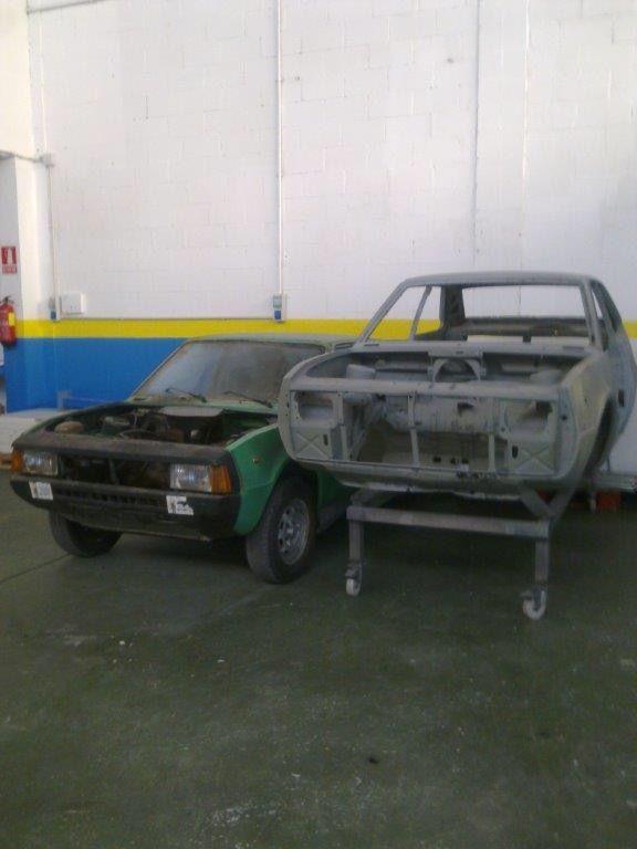 SEAT 1430 Sport Bocanegra 1980