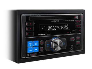 Auto radio Alpine CD 2 DIN CDE-W203Ri