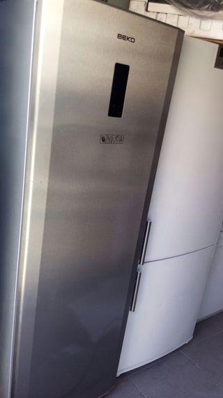 congelador vertical beko 7 cajones