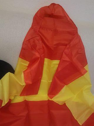 lote bandera españa capacapucha