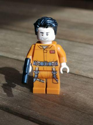 figura Lego star wars Poe Dameron sw865