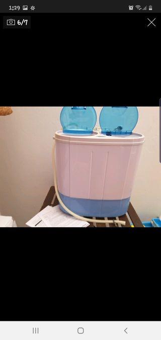 lavadora oneconcept 2 kilos