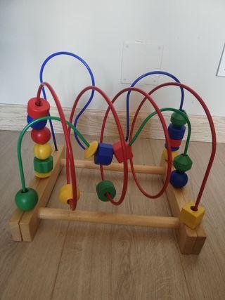 juguete para niños tipo montessori