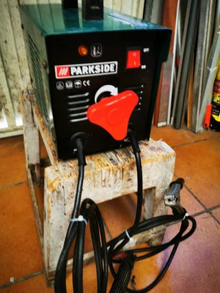 Máquina de soldar PARKSIDE 120 A1