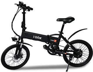 I Bike Bicicleta electrica Plegable