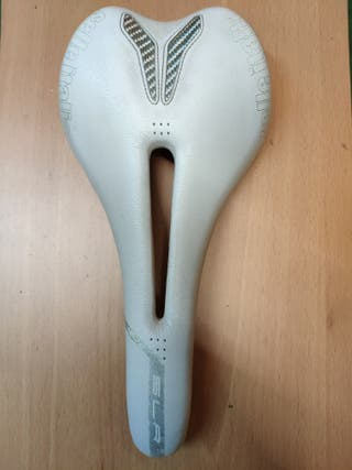 Sillín Selle Italia SLR ti antiprostático