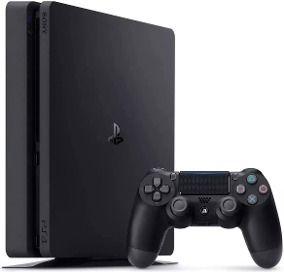 PlayStation 4 Slim 500GB + 2 Mandos