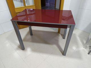 Mesa de cocina.