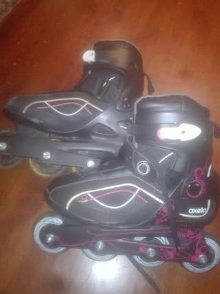 patines de línea 36/38 mujer