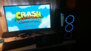 Pc Gaming+Monitor Curvo32 120Hz